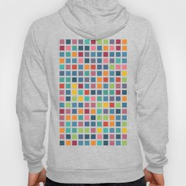 City Blocks - Subtle Rainbow #453 Hoody