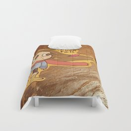 Fuck Fall Comforters