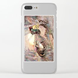Midsummer Dreams by Thomas Maybank Clear iPhone Case