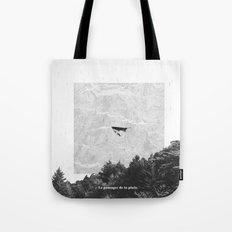 Le Passager de la Pluie Tote Bag