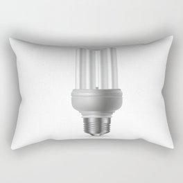 Energy saving bulb Rectangular Pillow