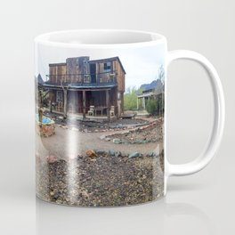 A Rainy Day in Castle Dome Coffee Mug