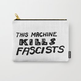 Woody Guthrie Carry-All Pouch
