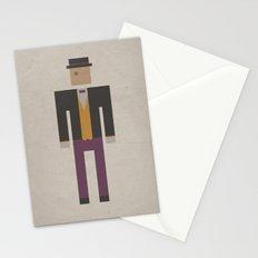 Retro Penguin Stationery Cards