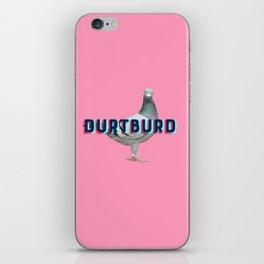 Durtburd 2.0 iPhone Skin