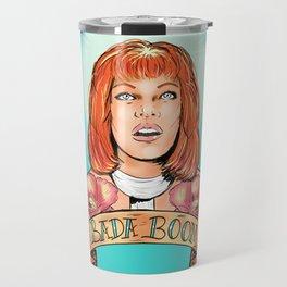 St. Leeloo of the Big Bada Boom Travel Mug