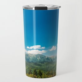 Carpathian Mountains Landscape, Summer Landscape, Transylvania Mountains, Forests Of Romania, Travel Travel Mug