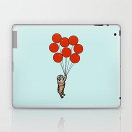 I Believe I Can Fly English Bulldog Laptop & iPad Skin