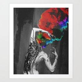 Relinquish Art Print
