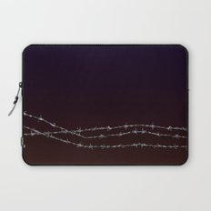 Barbed wire Laptop Sleeve