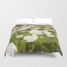 Tiny Flower Duvet Cover
