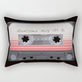 Awesome Mix Vol.2 Rectangular Pillow