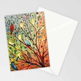 27 Birds Stationery Cards