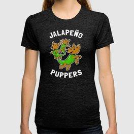 Jalapeño Puppers T-shirt