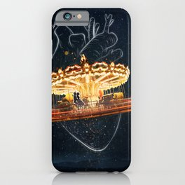 The journey of our lifetime. iPhone Case
