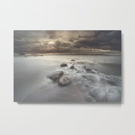 Distress signal Metal Print