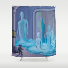 The Hollow Shower Curtain