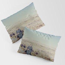 Desert Grandma Pillow Sham