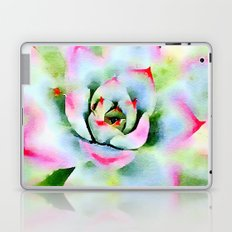 Watercolor Succulent Laptop & iPad Skin