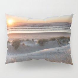 South Jetty Beach Sunset, No. 3 Pillow Sham