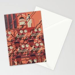 SKINWALKER Art 3 Stationery Cards