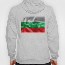 Bulgaria Flag Hoody