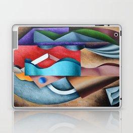 Segmentation Laptop & iPad Skin