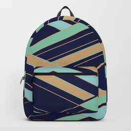 Art Deco Fast Backpack