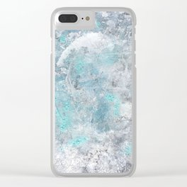 Mold Skeleton 2 Clear iPhone Case