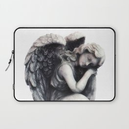 Resting Angel Laptop Sleeve