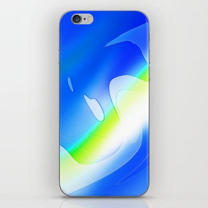 """'70's Lava Lamp"" Photograph iPhone Skin"