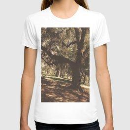 Tree heart in Historic Avadale Jacksonvll Florida T-shirt