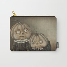 Rucus Studio Ghoul Kids Pumpkins Carry-All Pouch