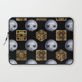 Chibi Pinhead & Puzzle Boxes Laptop Sleeve