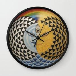 Universal Balance Wall Clock