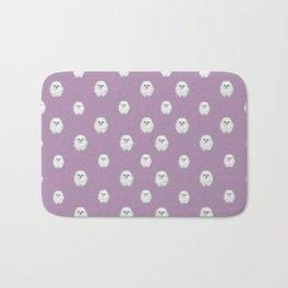 Pom Pup Polka Dot Bath Mat
