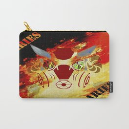 Birth Sign Aries Carry-All Pouch