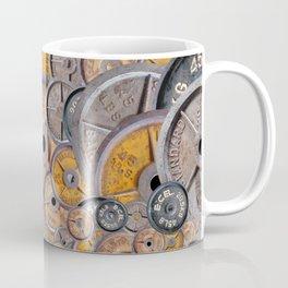 IRON&EMOTION's 45s Coffee Mug