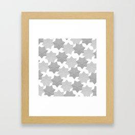 Op Art 12 Framed Art Print