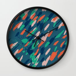 Someday this will be fabric in my fashion line Wall Clock