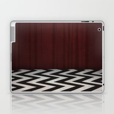 Black Lodge / Red Room Twin Peaks Laptop & iPad Skin