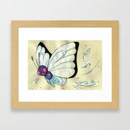 Poke#012 Framed Art Print
