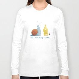 Sammy the Snail Long Sleeve T-shirt