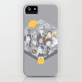 The Wizard iPhone Case
