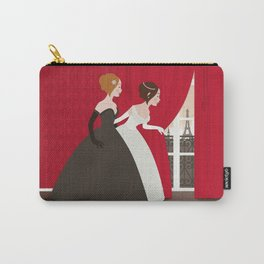 Prinzess Neugier Carry-All Pouch