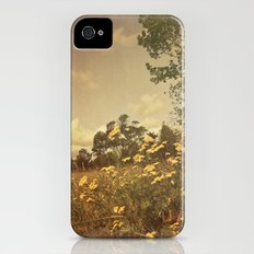 Summer Whimsy Slim Case iPhone (4, 4s)