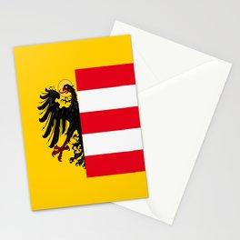 Flag of Nuremberg Nürnberg Stationery Cards