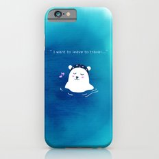 i want to leave to travel... Slim Case iPhone 6s