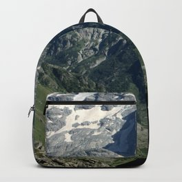 Hiking in the french Alps Backpack