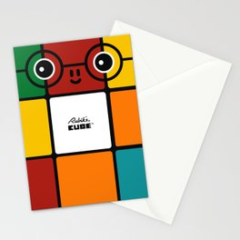 Rubik Stationery Cards